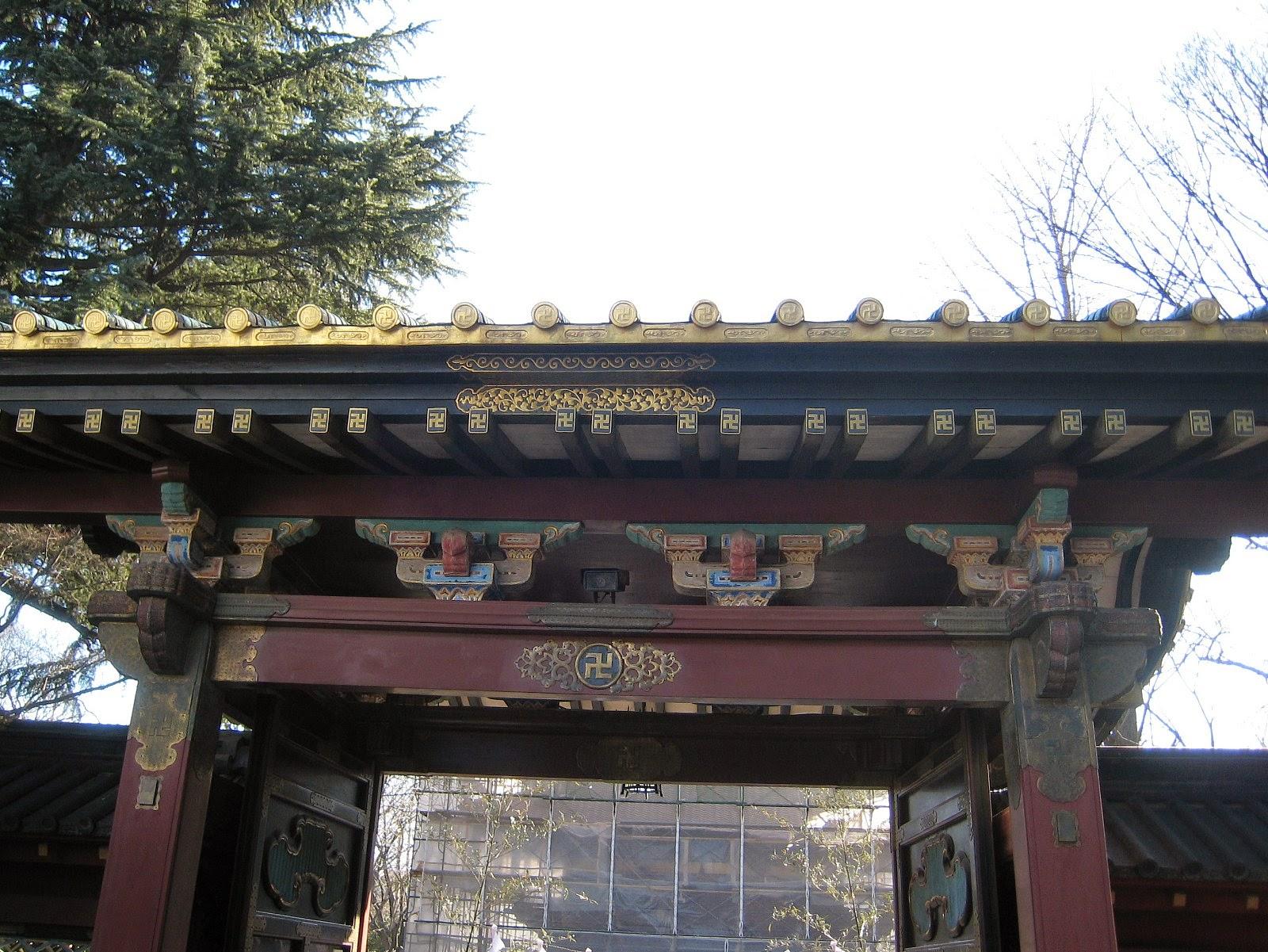Photo: 根津神社(東京都文京区) By inagara (CC BY 2.0)  『昭和怪盗傳』 http://inagara.octsky.net/shouwa-kaitouden