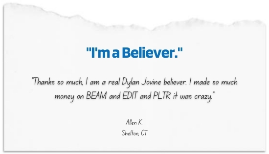 """""""I'm a Believer"""""""
