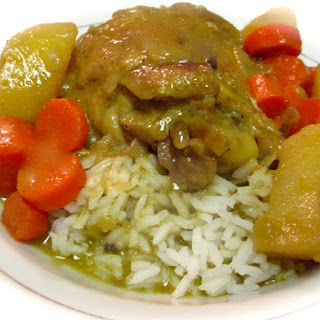 Curry Chicken With Potatoes And Carrots Recipes