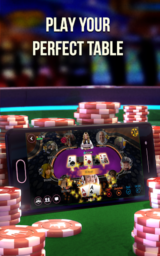 Zynga Poker u2013 Texas Holdem  screenshots 7