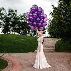 Wedding photographer Aleksandra Epifanova (SallyPhoto). Photo of 24.10.2017