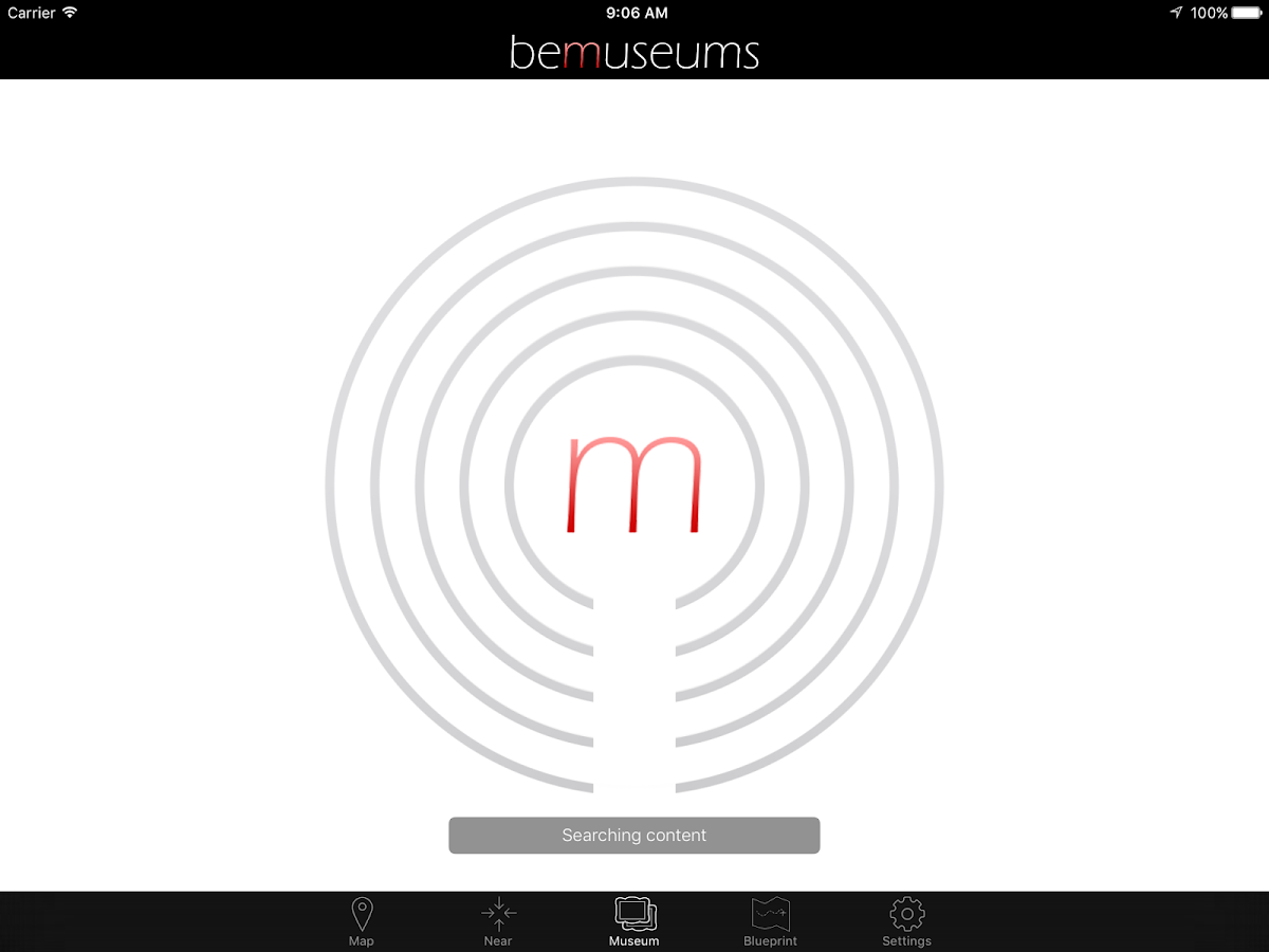 Bemuseums- screenshot