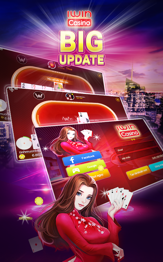 iWin Casino: danh bai, gamebai- screenshot