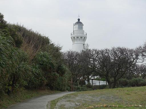 白沙岬灯塔