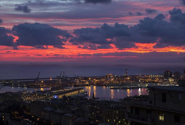 Porto di Genova di carlobaldino
