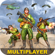 US Army Fort Night Battleground PvP: Survival Game APK baixar
