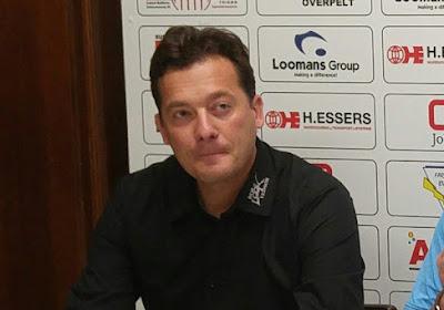 """Karel Fraeye debuteert als trainer van Lokeren-Temse in de beker tegen Jong Lede: """"Gelukkig hebben we goede scouts"""""""