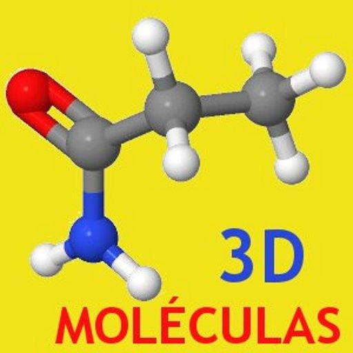 Moléculas 3D Con JSMol Android APK Download Free By Paco Gibanel Salazar