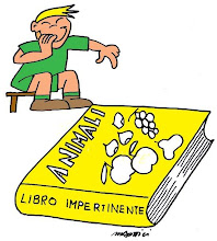 Photo: libro impertinente