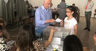 El presidente del PP provincial ejercer el voto.