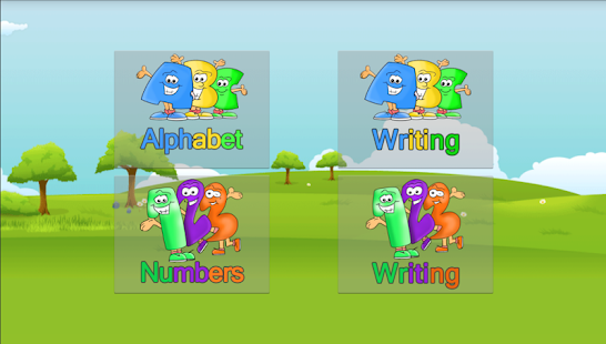 Learn numbers and alphabets FOR kids - náhled