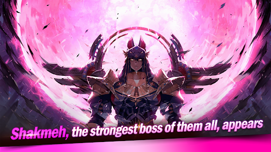 Kings Raid MOD (God Mode/Weak Enemy) 1