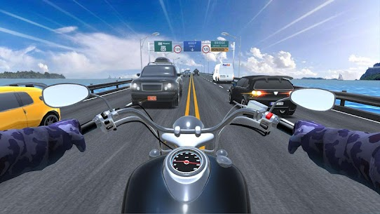 Motorcycle Rider MOD (Unlimited Gold Coins) 1