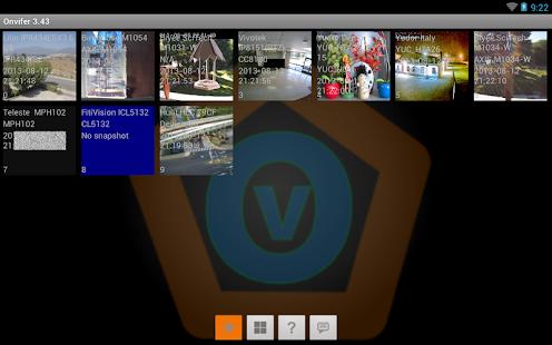App ONVIF IP Camera Monitor (Onvifer) APK for Windows Phone