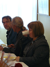 Photo: Uģis Nīgals, Uldis Stepe un Dace Lamberga, Alma 2012