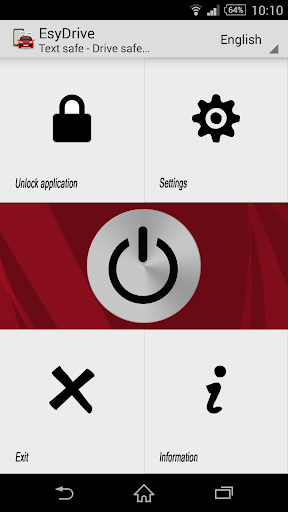 EsyDrive -Text safe-Drive Safe