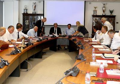 La Pro League se positionne par rapport à la situation judiciaire de l'Excel Mouscron