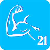 Arms & Back -  21 Days Fitness Challenge