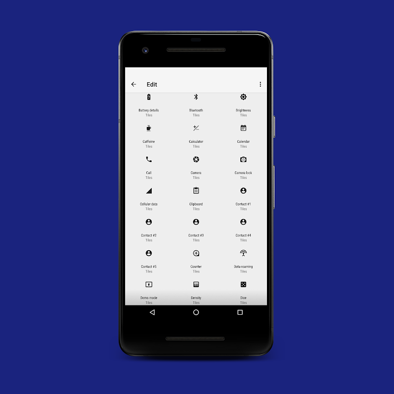 Tiles Screenshot 1