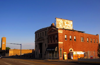 Photo: Their frame neighbors are gone; now it's time for the masonry buildings to face the chop.