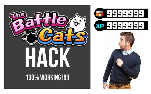 Battle Cats Hack | Free Cat Food and XP