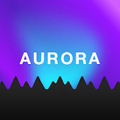 My Aurora Forecast - Aurora Alerts Northern Lights Icon
