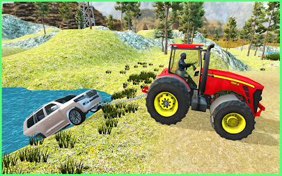 Heavy Duty Tractor Pull: Tractor Towing Games APK screenshot thumbnail 4