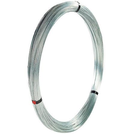Järntråd Normalförzinkad 1,75 mm 25 kg (5 x 5 kg) 400-550 N/mm2