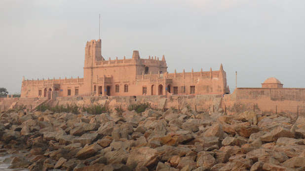 Danish Fort, Tranquebar