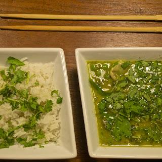 Mean Bean (Thai) Green Curry