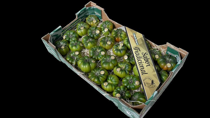 Los tomates raf alcanzan ya altos niveles de calidad y sabor