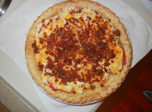 Absolutely Delicious Tomato Pie-connie's Recipe