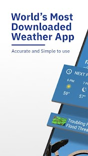The Weather Channel: Live Forecast & Radar Maps Screenshot
