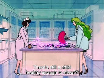 Venus: Minako's Nurse Mayhem