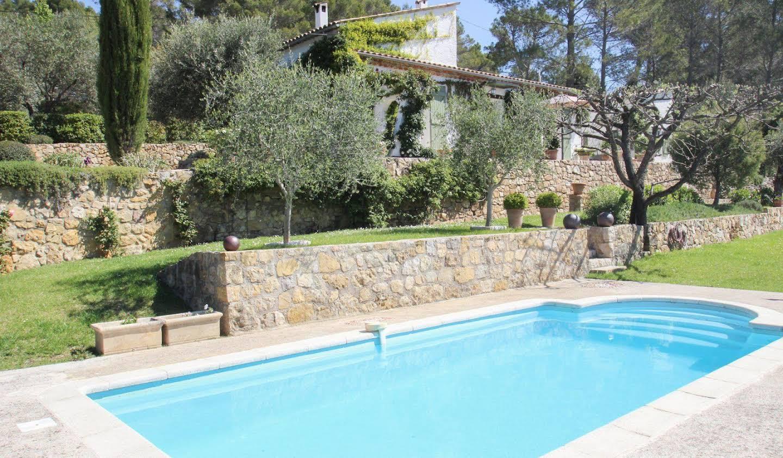 Villa avec jardin et terrasse Fayence