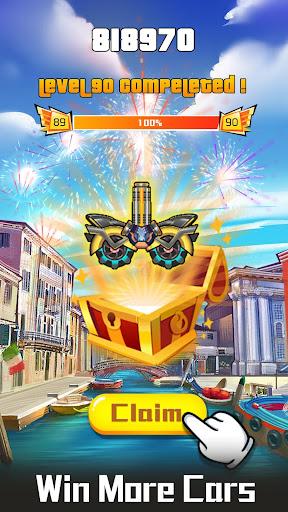 C.G.B - Car Gun Ball  trampa 4