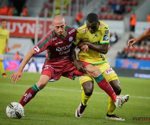 Officiel: Lepoint met un vent à Mouscron et rejoint un autre club de Pro League