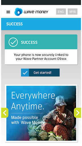 Wave Money Agent App 1.12.5 screenshots 2