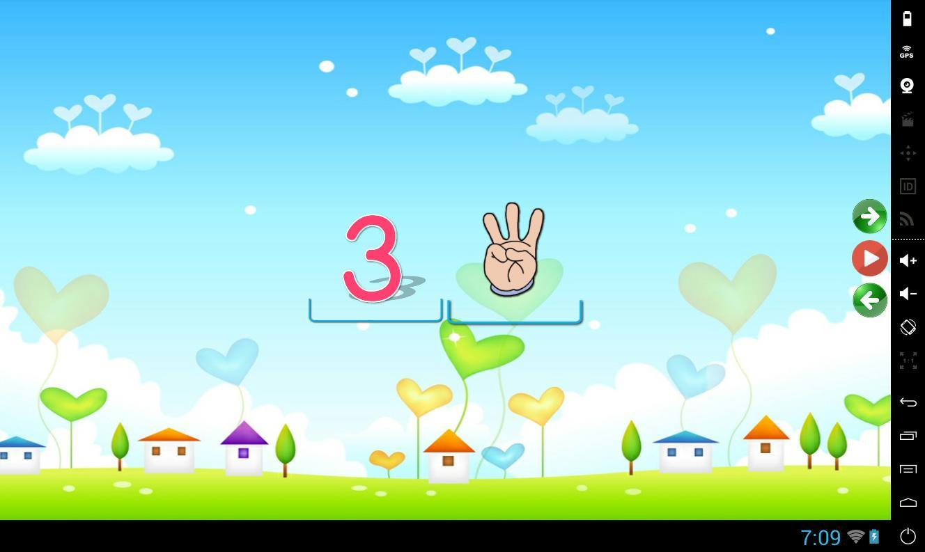 Kinderspiele Lernen