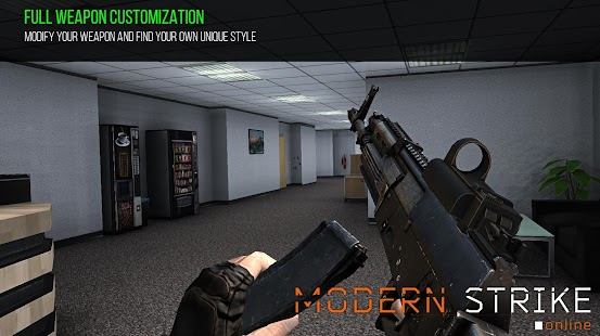 Modern Strike Online - FPS Shooting games free- screenshot thumbnail