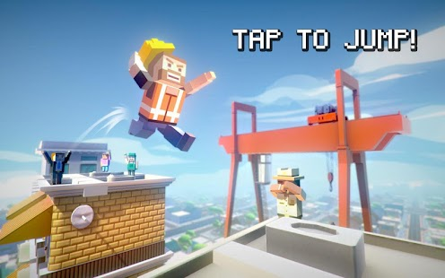 Jumpy Rooftop- screenshot thumbnail