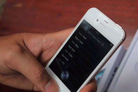 Giá sửa iPHone 4, 4s hỏng Micro có sự chênh lệch giữa các cơ sở do nguồn linh kiện