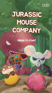 Jurassic Mouse Company Screenshot