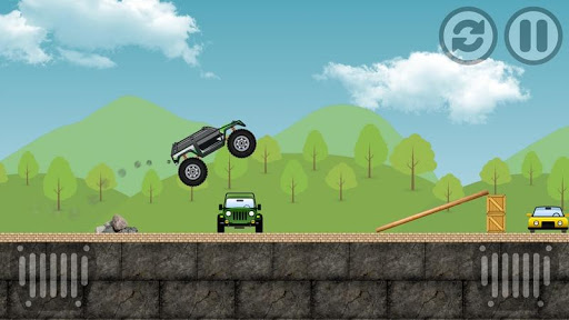 Monster Truck Xtreme Offroad Game modavailable screenshots 5