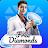 Free Diamonds - free in fire diamond logo
