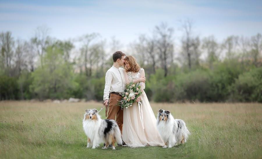 Wedding photographer Katya Pushkareva (RinaKa). Photo of 28.05.2018