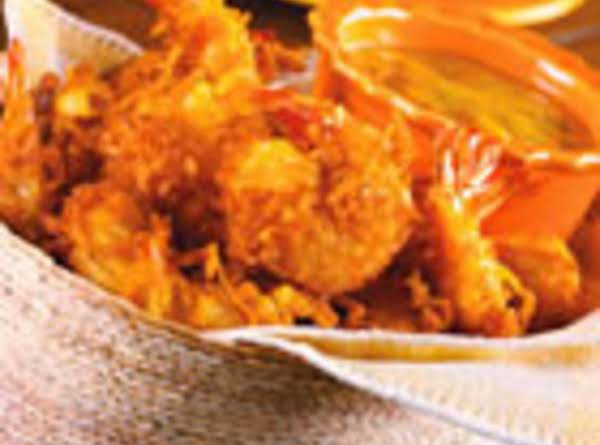 Coconut Shrimp With Beer