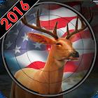 Caza de ciervos en la selva - Sniper Deer Hunter icon