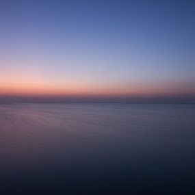 JUBAIL SUNSET KSA by Abdullah Alghamidi - Landscapes Waterscapes