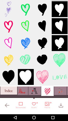 For heart stickers, My Heart Camera 1.10.56.play screenshots 7